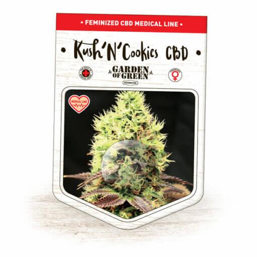 Kush'N'Cookies CBD