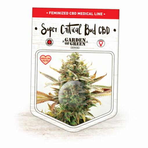 Super Critical Bud CBD