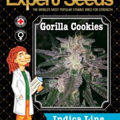 Gorilla Cookies front 1